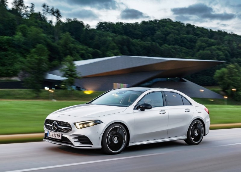 2020 Mercedes A-Class Sedan Release Date and Pricing