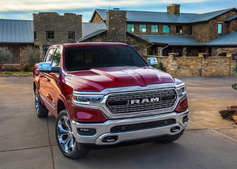 2020 RAM 1500 Limited HEMI V8 Engine Turbo Diesel