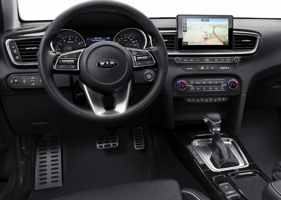 2019 Kia Ceed Sportswagon Interior Safety Features