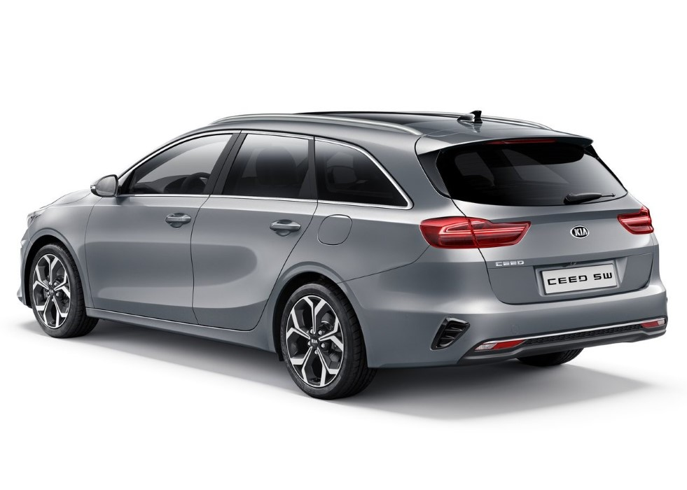 2019 Kia Ceed Sportswagon Plug-in Hybrid For Sale