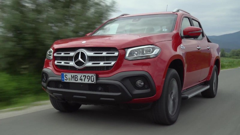 2019 Mercedes-Benz X350 D Price & Specifications