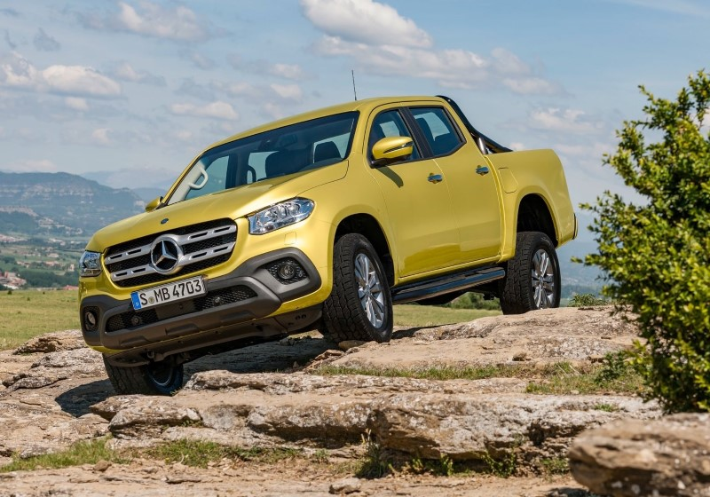 2019 Mercedes-Benz X350 D Towing Capacity