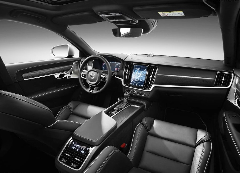 2019 Volvo S60 R-Design T6 Interior Features