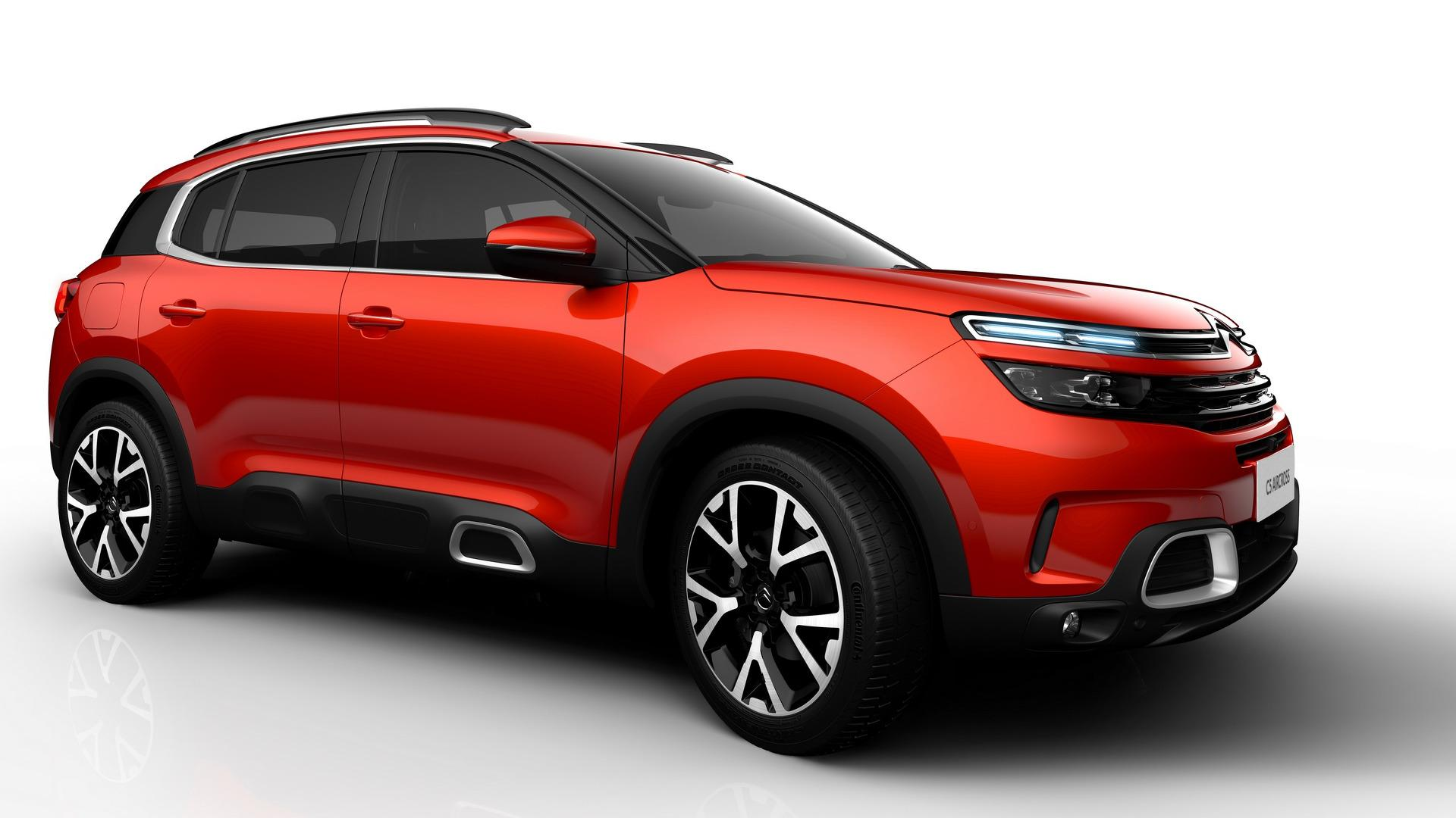 2020 Citroën C5 Aircross All Wheel Drive