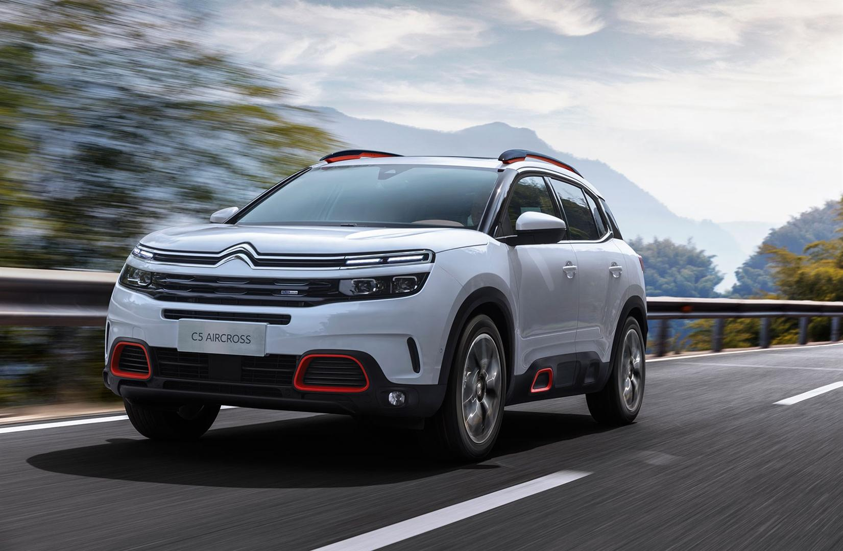 2020 Citroën C5 Aircross Diesel Reviews