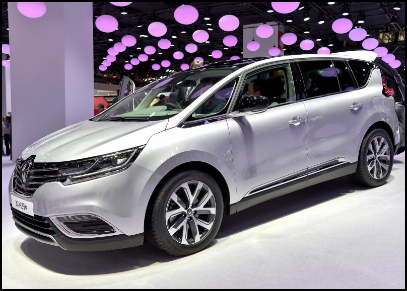 2020 Renault Espace Release Date and Price