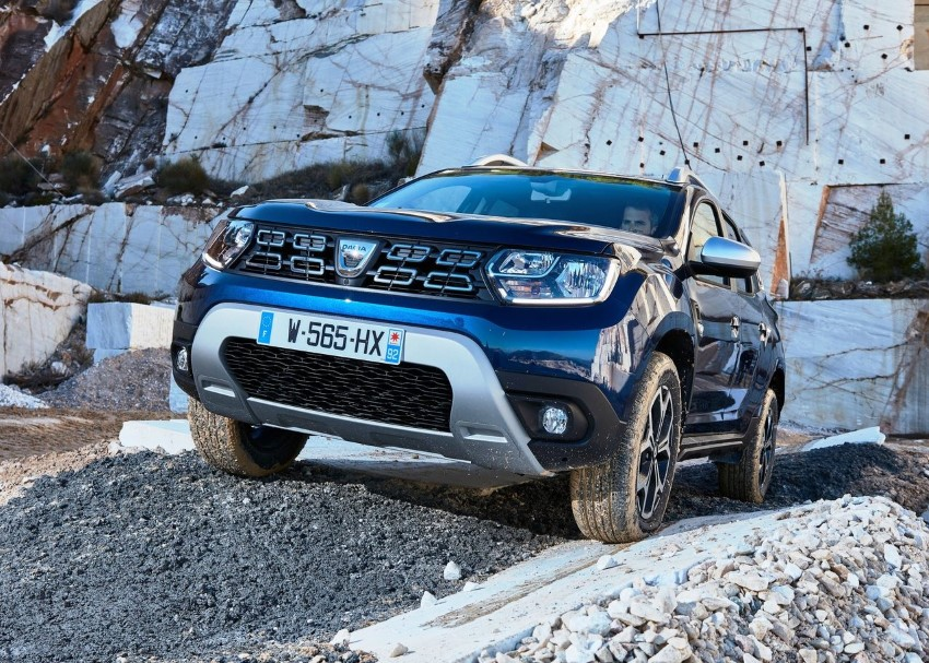 Dacia Duster 4X2 SUV Review