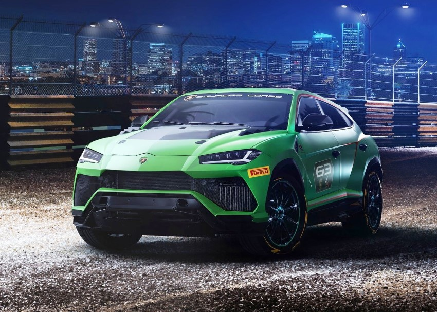 Lamborghini Urus ST-X Specifications
