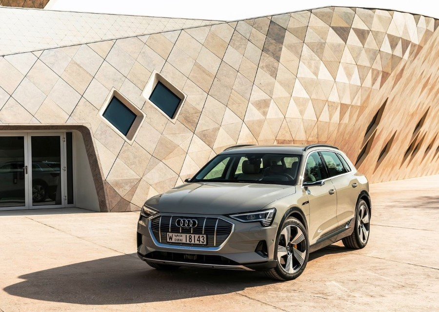 2020 Audi E-Tron Price & Availability