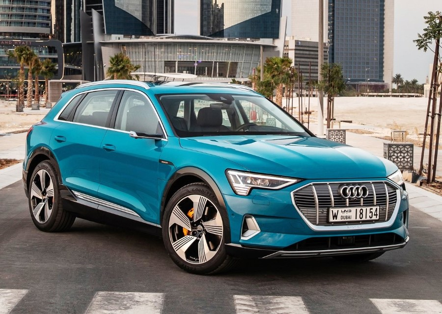 2020 Audi E-Tron SUV Price in United States
