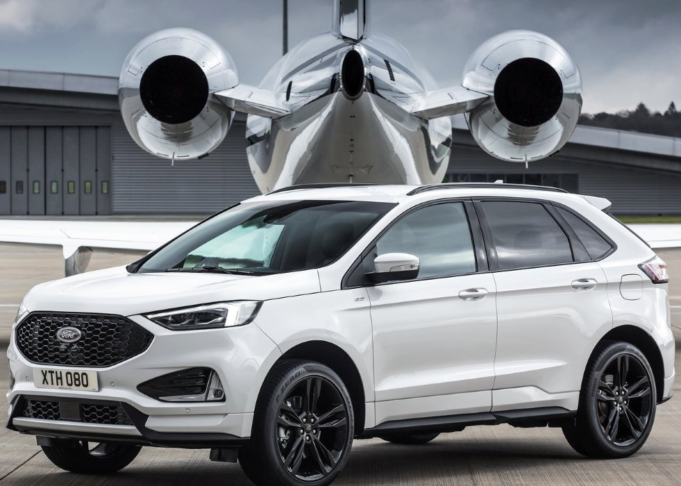 2020 Ford Edge ST 0-60 Accelerations