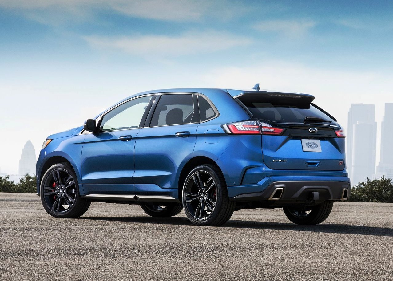 2020 Ford Edge ST Price & Features