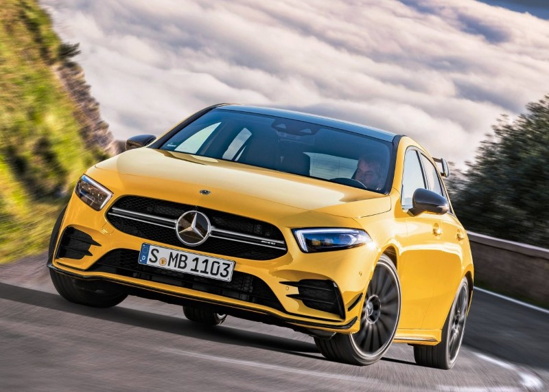 2020 Mercedes A35 AMG 4Matic Price in Canada