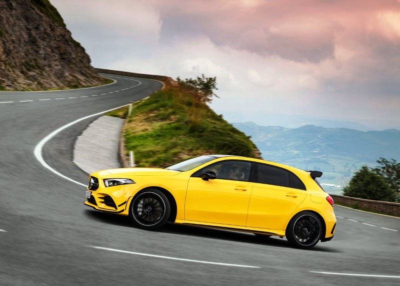 2020 Mercedes A35 AMG Engine Specs & Performance