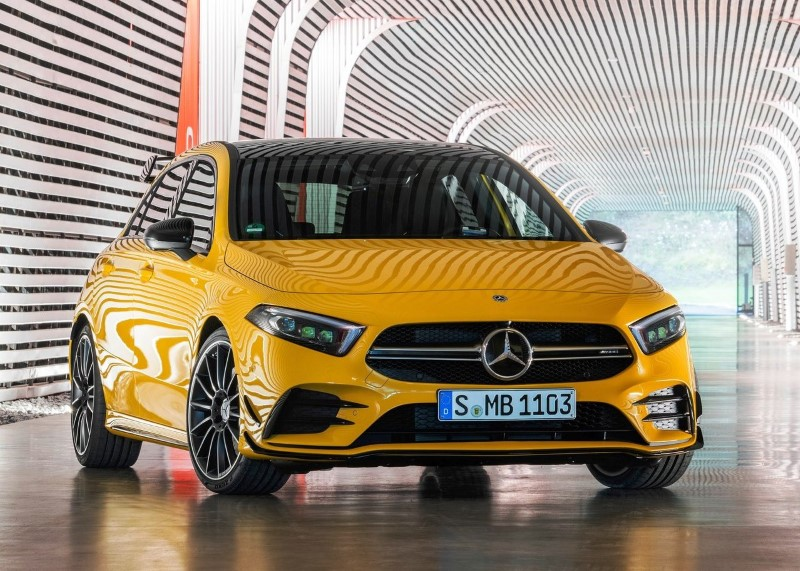 2020 Mercedes A35 AMG Release Date and Price