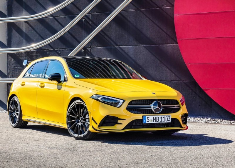 2020 Mercedes A35 AMG Review - Sporty & Comfy