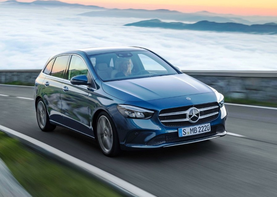2020 Mercedes B-Class Price & Availability