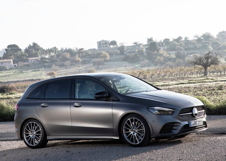 2020 Mercedes B-Class Redesign & Changes