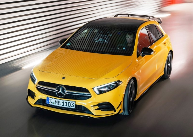 Mercedes-AMG A35 4Matic Performance & Fuel Economy