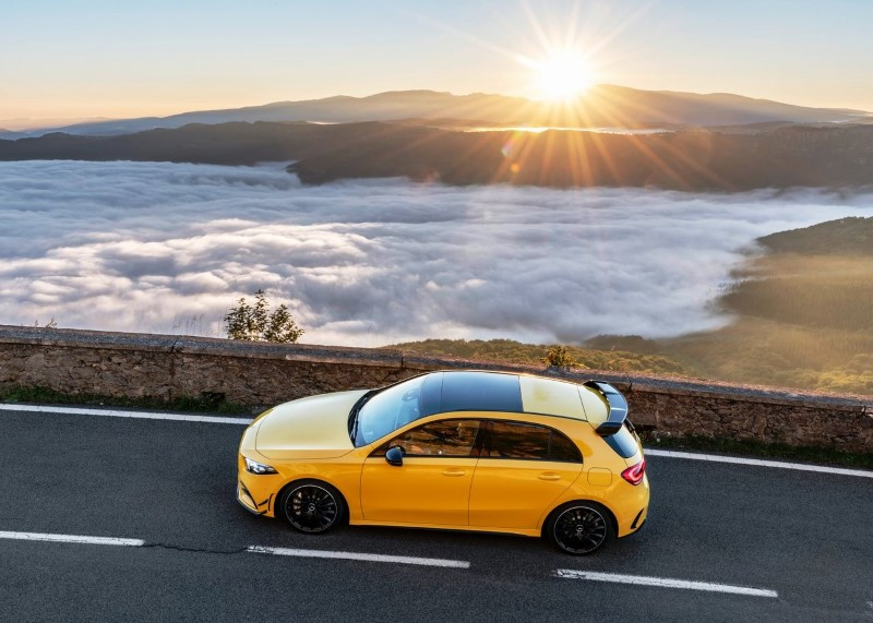 Mercedes-AMG A35 4Matic Price & Features