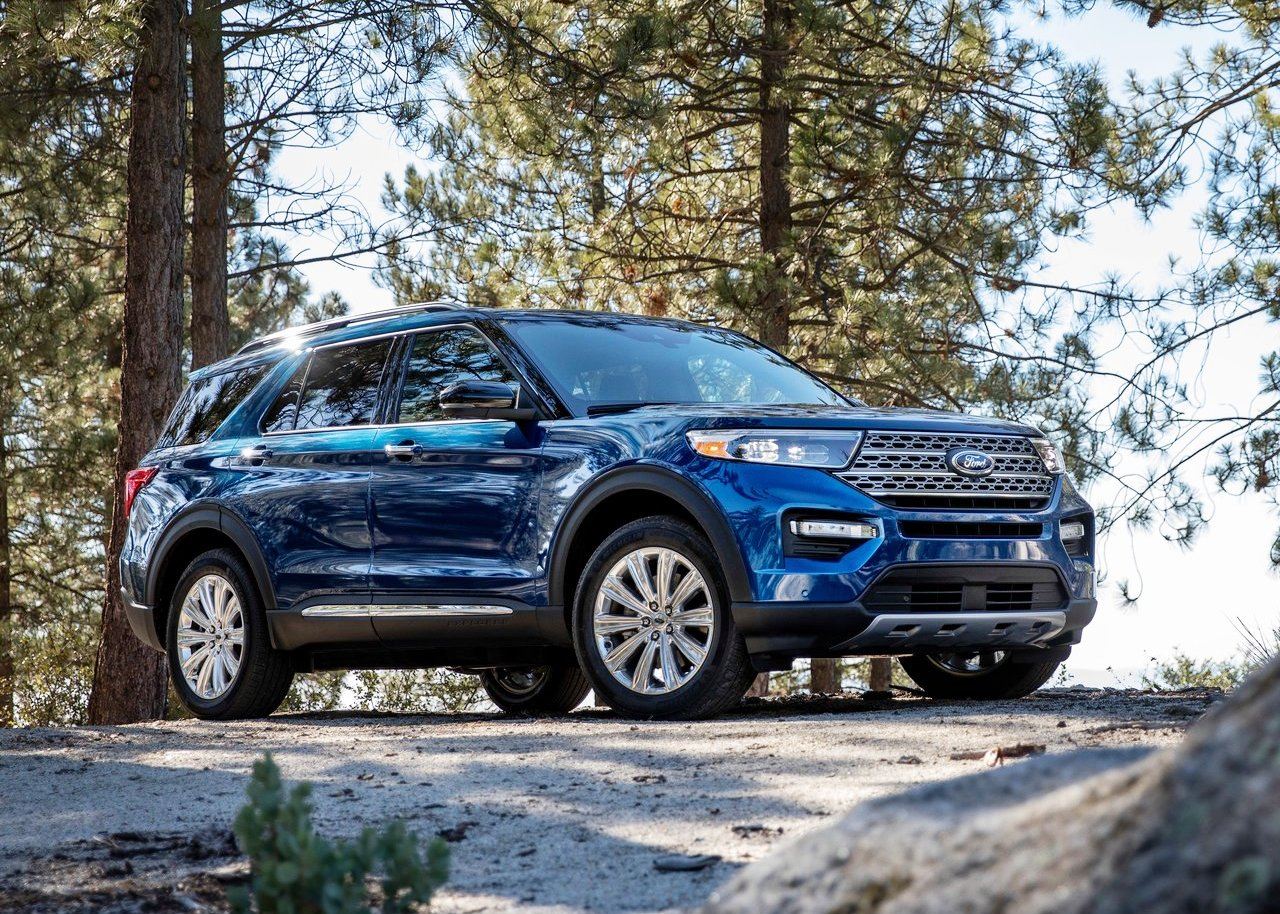 2020 Ford Explorer Limited - Specs & Equipment