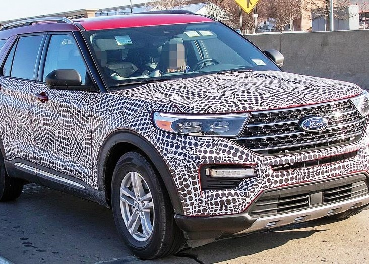 2020 Ford Explorer Redesign & Changes