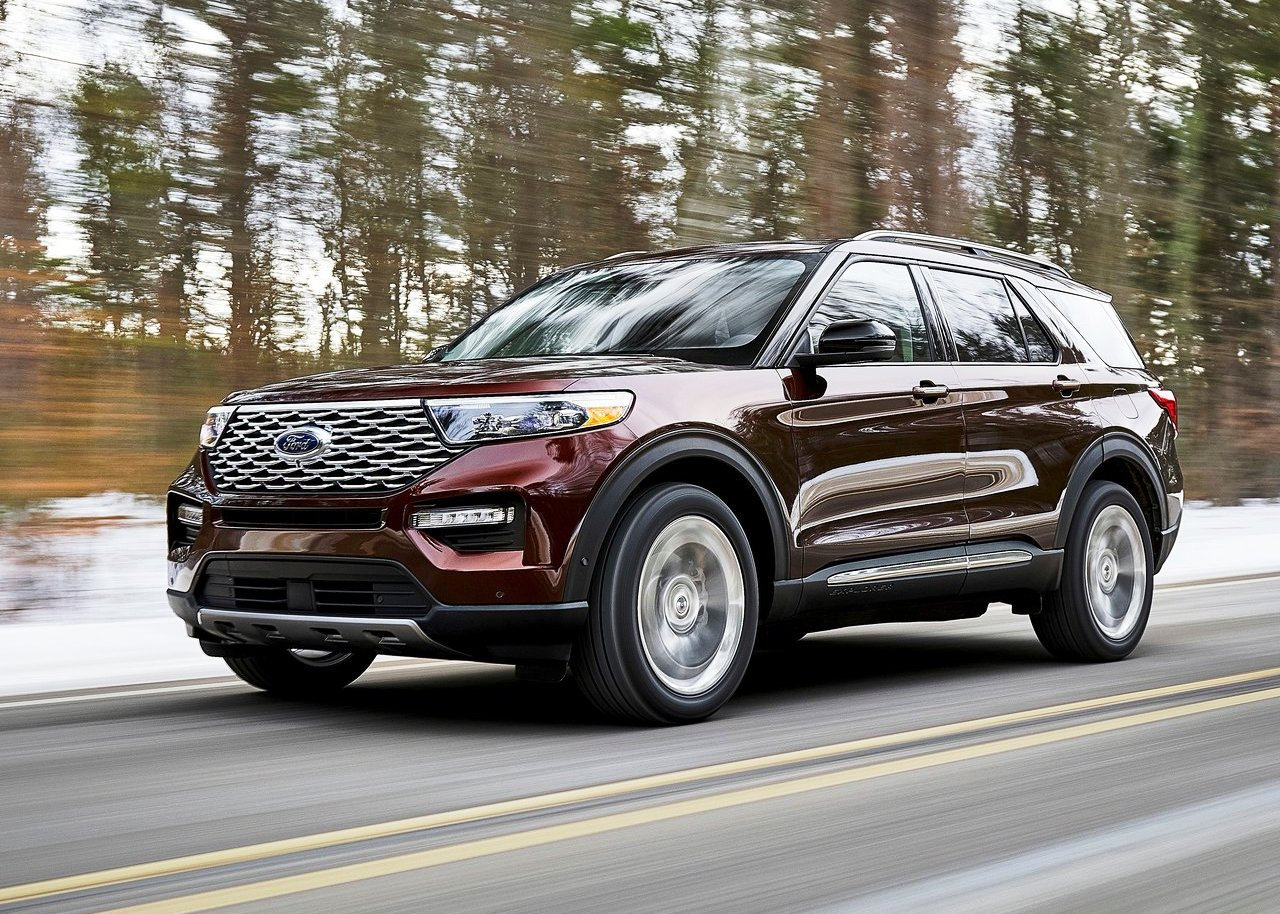 2020 Ford Explorer ST Price & Features