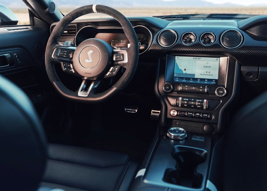 2020 mustang shelby gt500 price