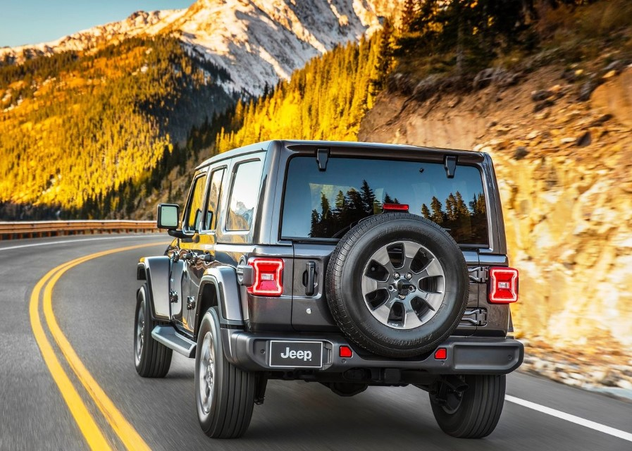 2020 Jeep Wrangler Jl Unlimited Sahara Fuel Economy