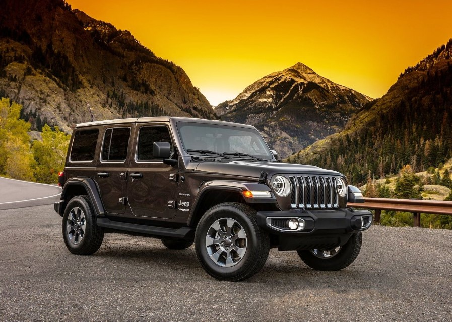 2020 Jeep Wrangler Unlimited Release Date & Price