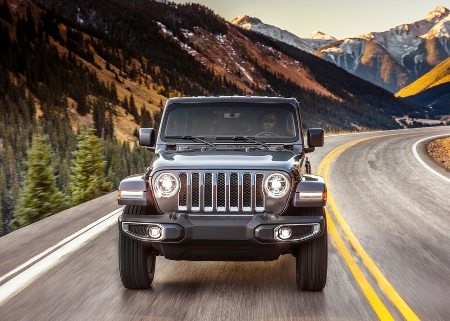 2020 Jeep Wrangler Unlimited Sahara 4X4 Fuel Economy