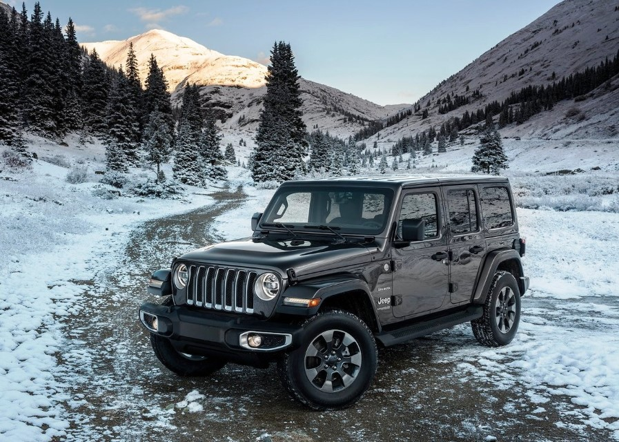 2020 Jeep Wrangler Unlimited Release Date & Price - New ...