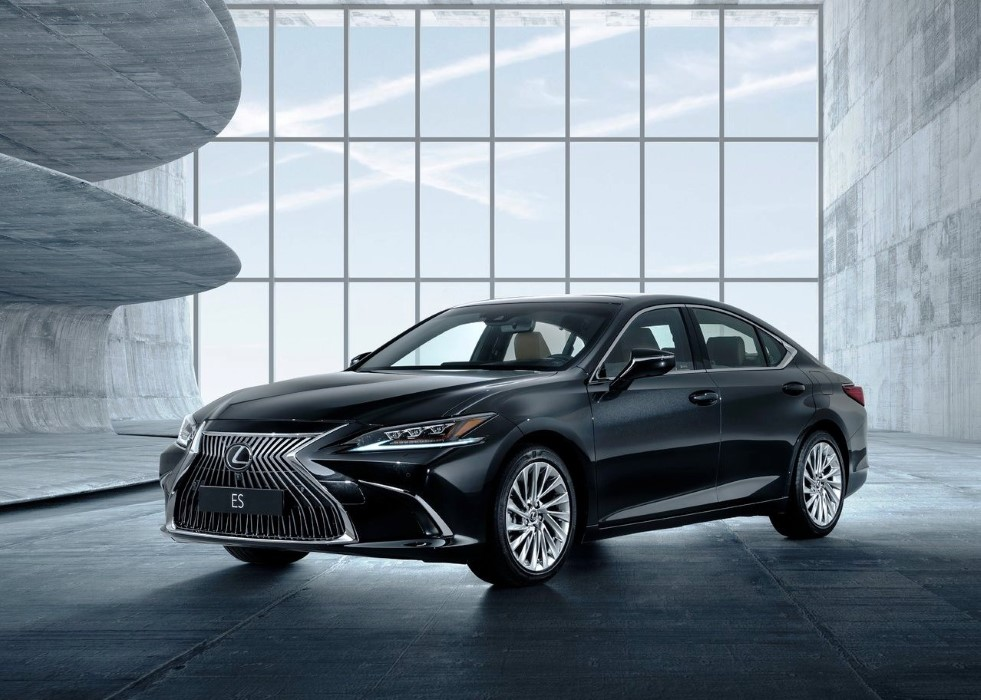 2020 Lexus ES 300h Price in Australia