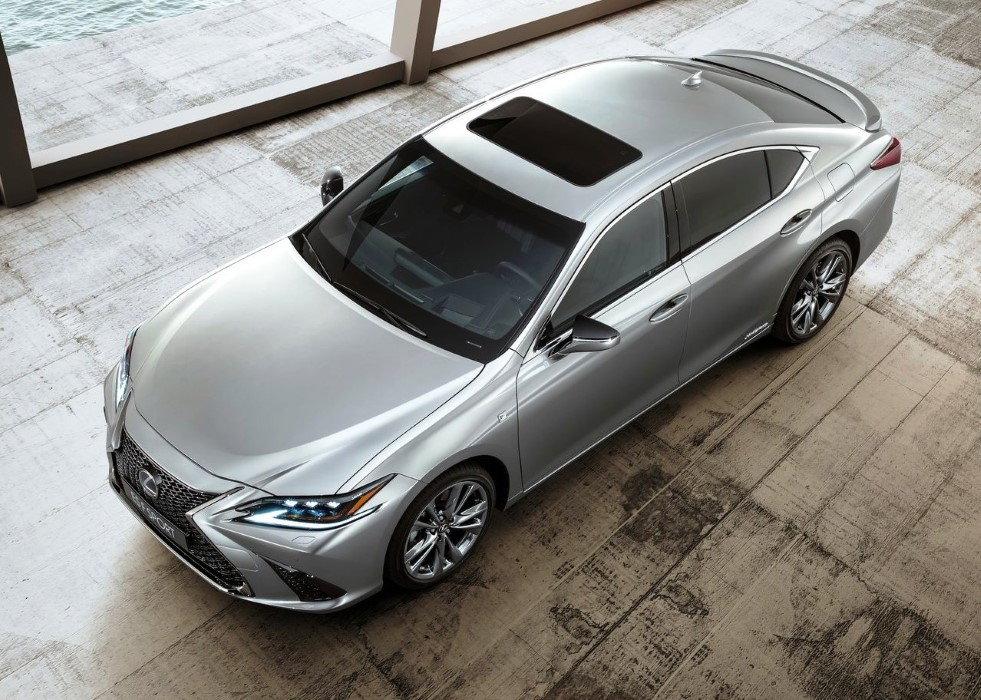 2020 Lexus ES 300h USA Release date and Pricing