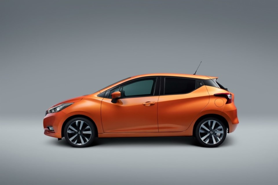 2020 Nissan Micra Canada Price
