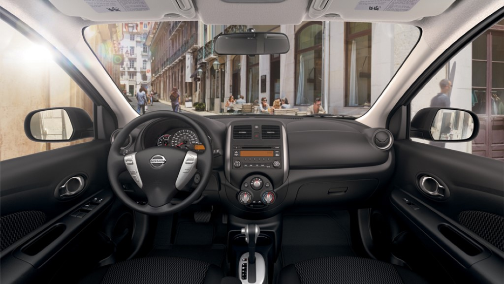 2020 Nissan Micra Interior & Equipment Witn N-Sport