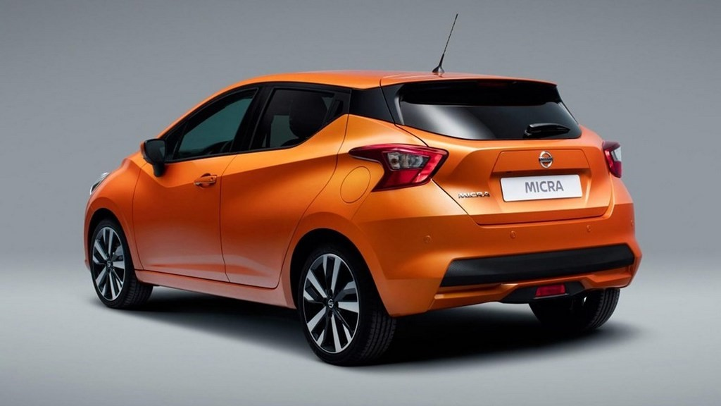 2020 Nissan Micra Release Date