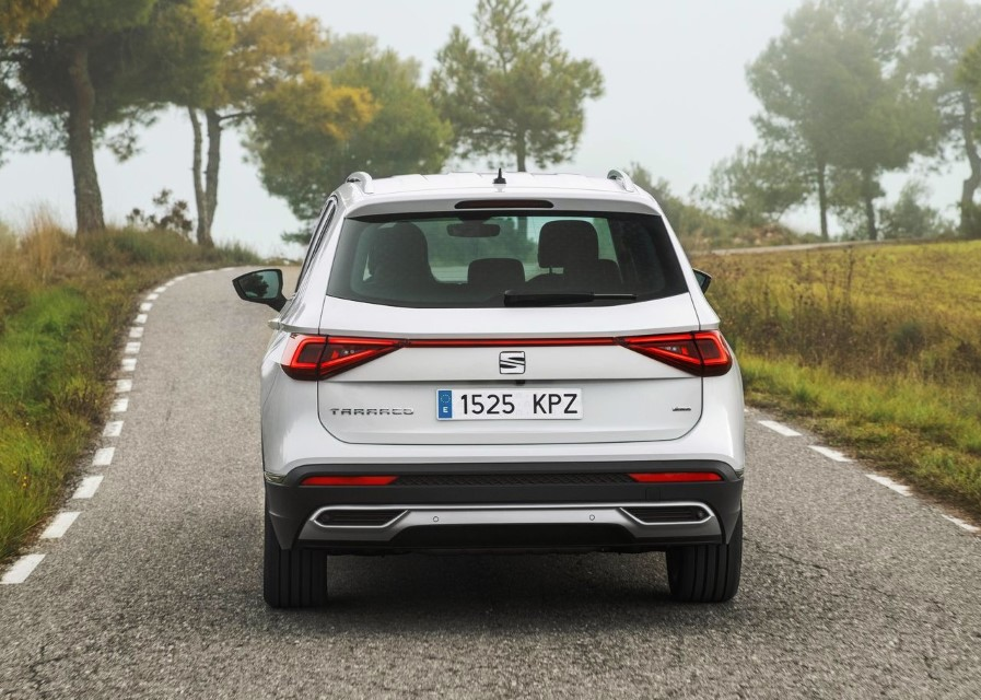 2020 Seat Tarraco 7 Seater SUV Review