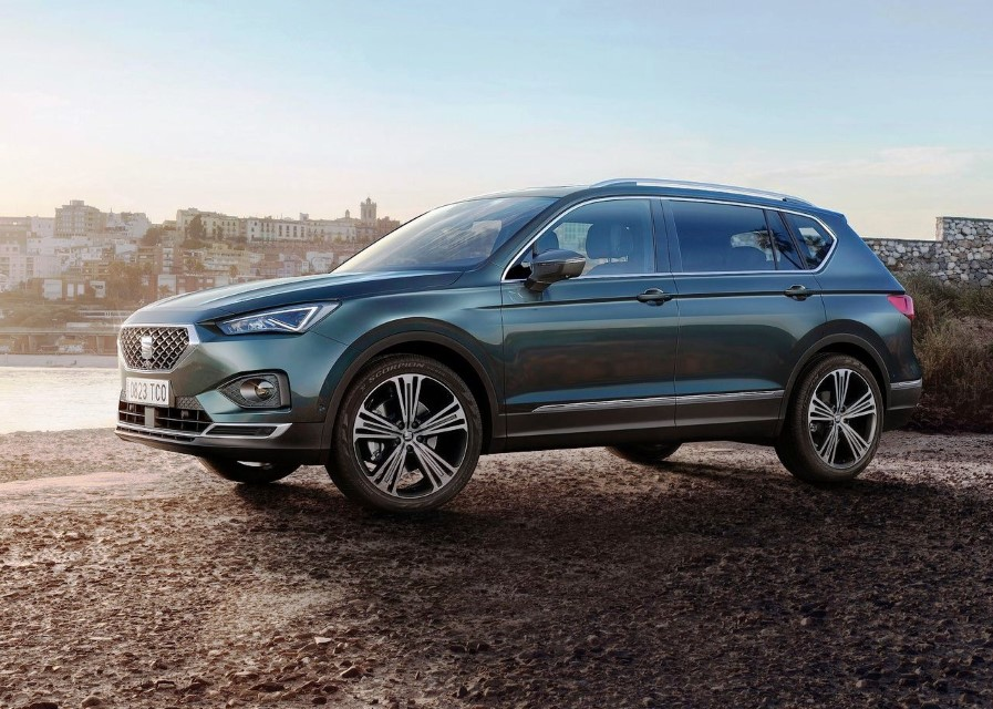 2020 Seat Tarraco Large SUV Dimensions