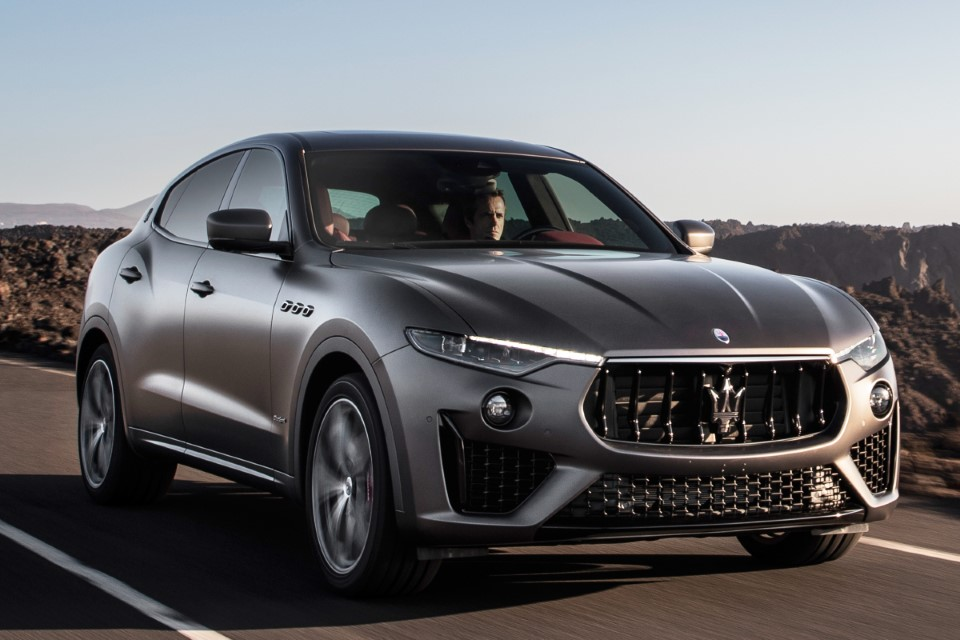 2018 Alfa Romeo Stelvio Price >> 2020 Maserati Levante Vulcano Limited: Premium SUV Level - New SUV Price