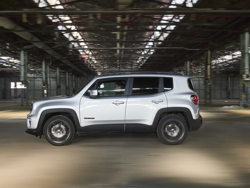 2020 Jeep Renegade S Dimensions