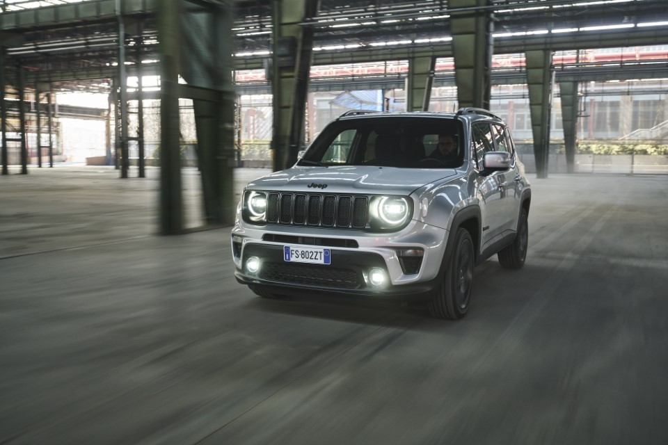 2020 Jeep Renegade S Engine Specs