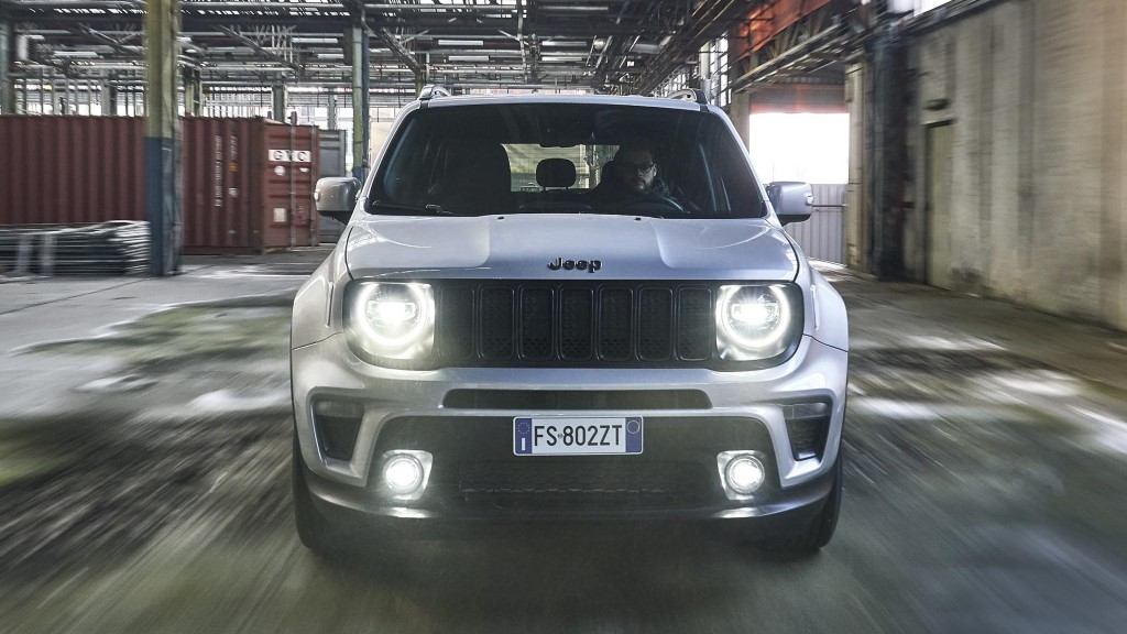 2020 Jeep Renegade S Price in USA