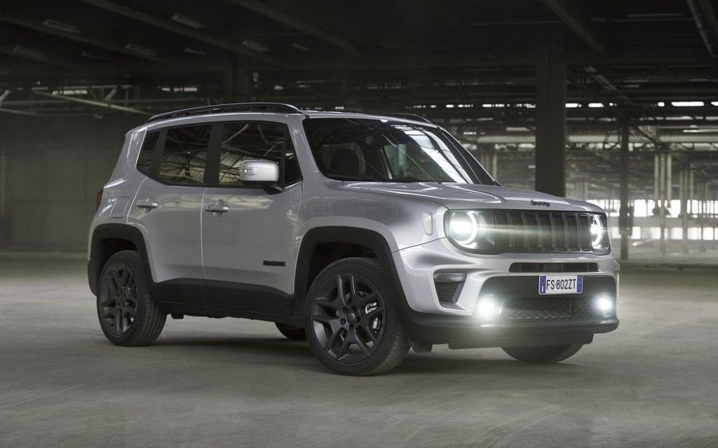 2020 Jeep Renegade S Release Date & Price