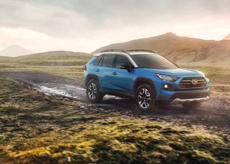 2020 Toyota RAV4 Adventure Performance