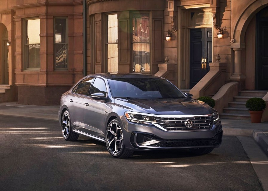 2020 VW Passat USA Specs
