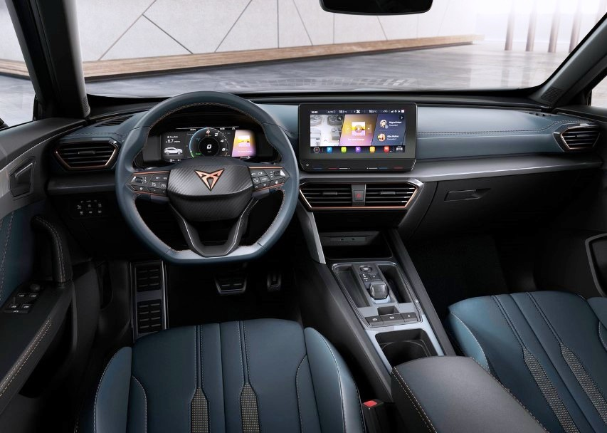 2020 Cupra Formentor Interior Features