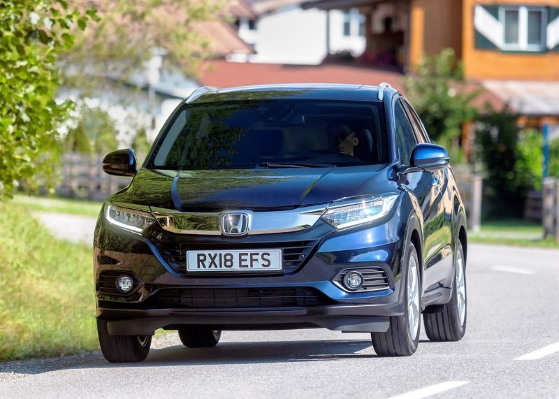 2020 Honda HR-V Release Date and Price