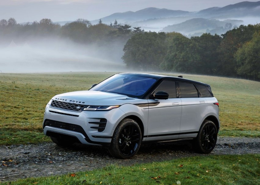 2020 Range Rover Evoque Price & Lease
