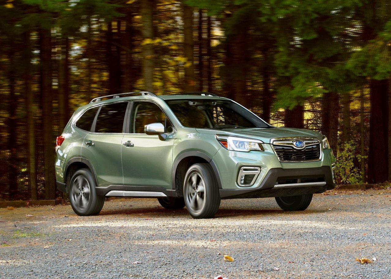 2020 Subaru Forester Turbo Engine Specs